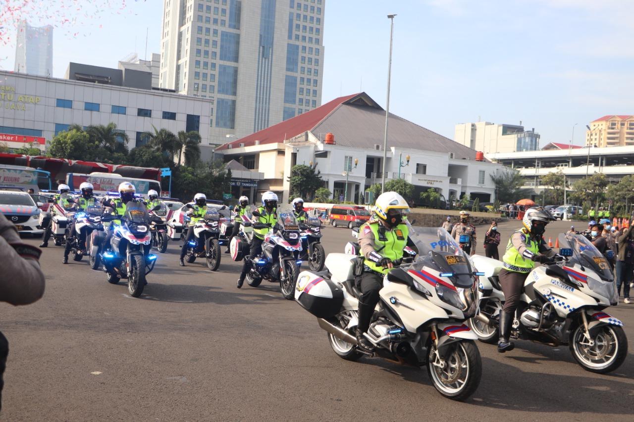 30 ETLE Portable Diluncurkan Ditlantas Metro Jaya