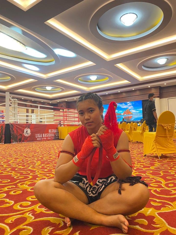 Diana Asal Buleleng Siap Berlaga di PON XX di Bumi Cendrawasih