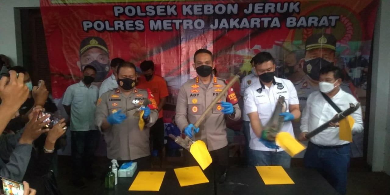 Modus Baru Pencurian Rumah Mewah Diungkap Polres Metro Jakarta Barat