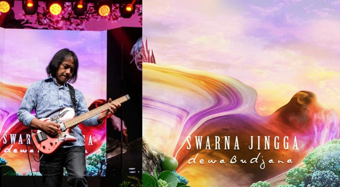 """Swarna Jingga"" Budjana Membangkitkan Kembali Kesyahduan Dijagat Musik Indonesia"