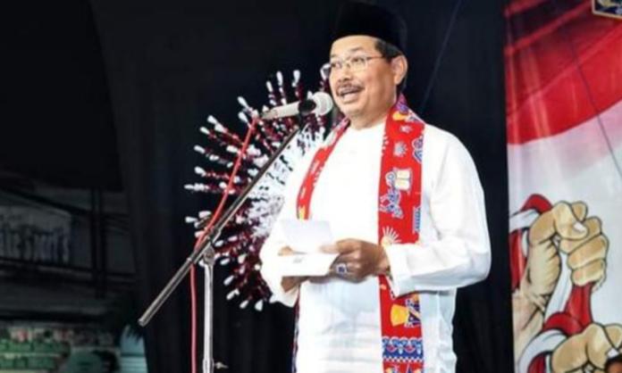 Marullah Matali Calon Ketua PWNU DKI, Ini Ceritanya