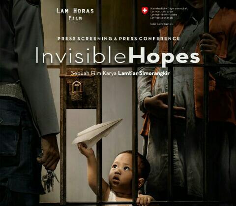 Real Movie Invisible Hopes, Kisah Nyata Kehidupan Penjara Wanita