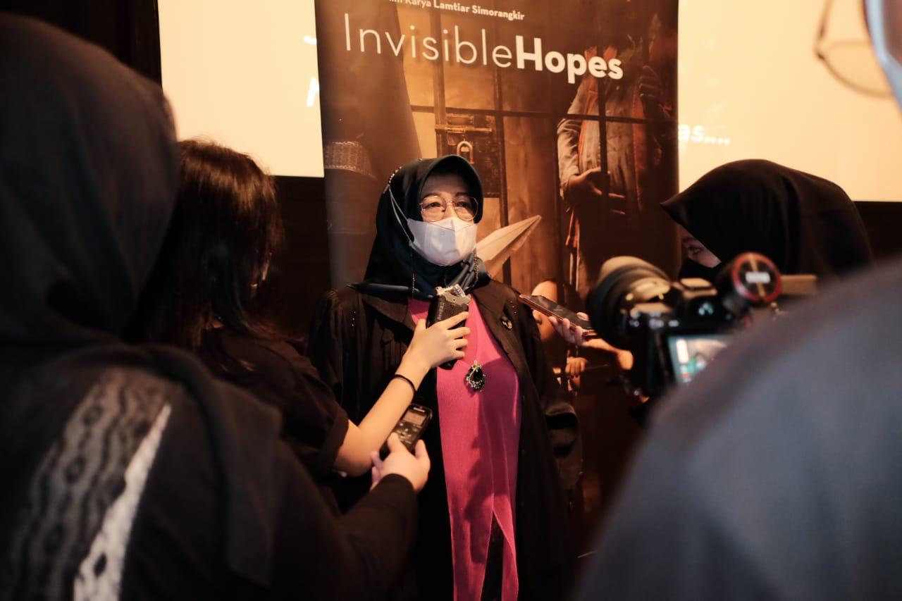 Kemen PPPA: Film 'Invisible Hopes' Karya Seni yang Dapat Meningkatkan Kepedulian Masyarakat