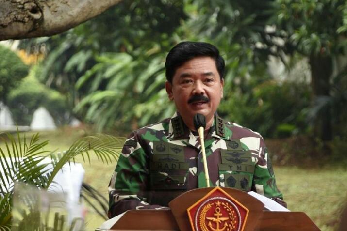 Panglima TNI Perintahkan Kerahkan Prajurit dan Alutsista Bantu Bencana Alam NTT-NTB