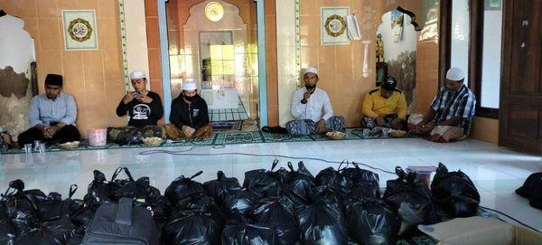 H Mulyadi Sambut Bulan Suci Ramadhan Dengan Bhakti Sosial