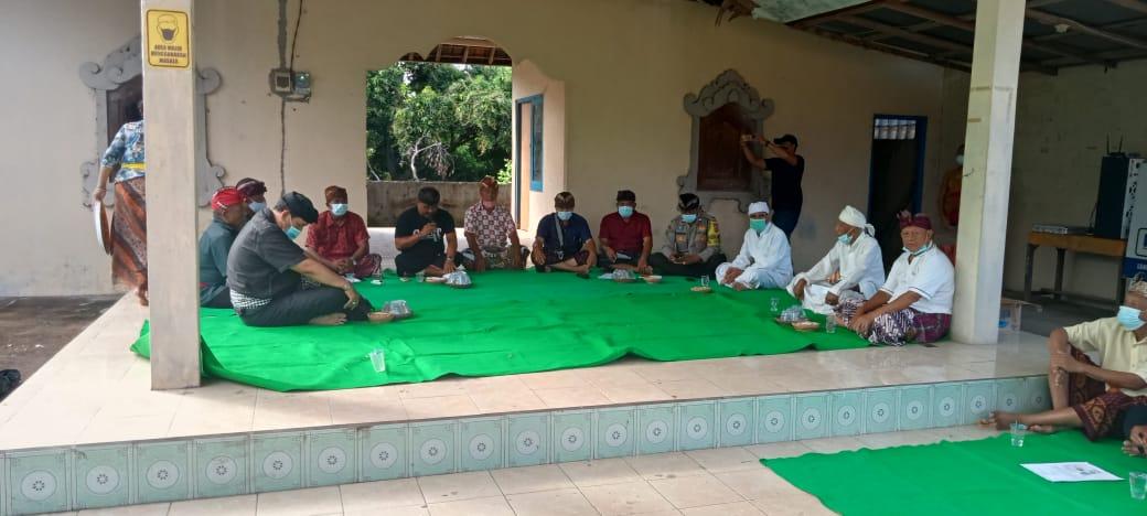 Proses Hukum Pengalihan Hak Milik Tanah Balai Dusun Kubutambahan Didorong LSM Garda Tipikor