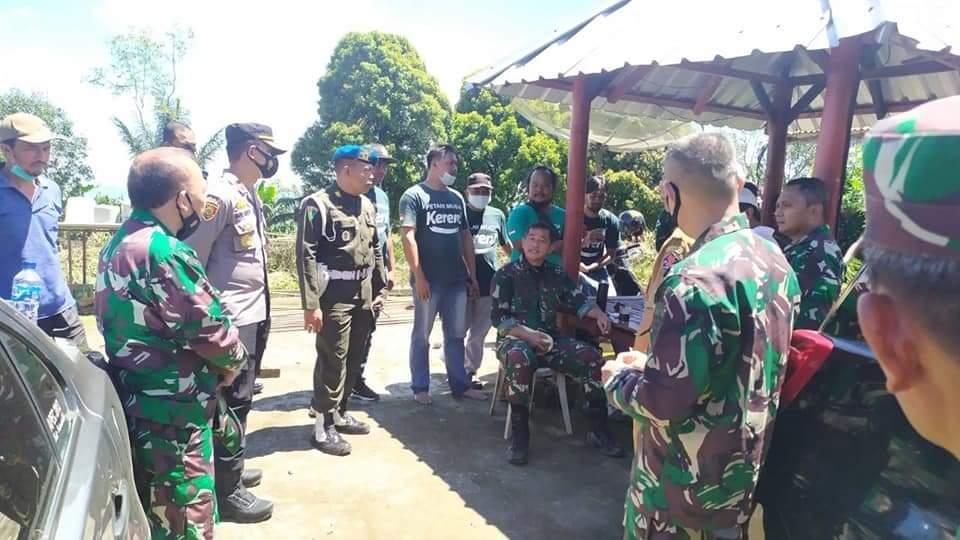 Kunjungi Buleleng, Pangdam Maruli Simanjuntak Pantau Pemasangan Bantuan Pompa Hidran