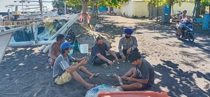 Besok TNI AL Latihan Penembakan Terpedo, Nelayan Diminta Jangan Melaut Diperairan Buleleng