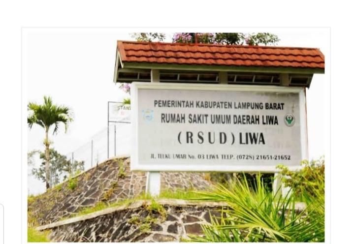 Miris Sekali Kondisi RSU-AU Lampung Barat, Pasien Turun Kegiatan dari APBD Belum Jalan