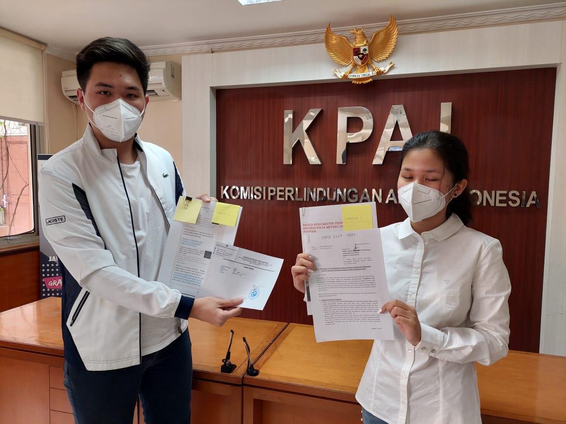 Pendiri LQ Indonesia Lawfirm Diadukan Dua Anak Natalia Rusli ke KPAI Kasus Kekerasan Psikis