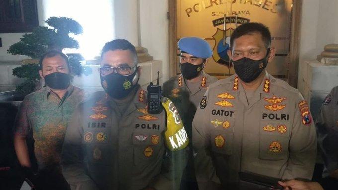 5 Oknum Polisi Surabaya Ditangkap Terkait Narkoba