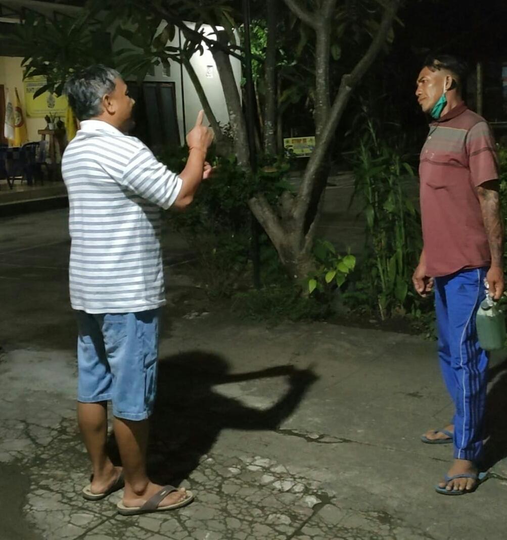 Bawa Bensin dan Korek Ancam Panti Asuhan, Pelaku Dikenakan Wajib Lapor