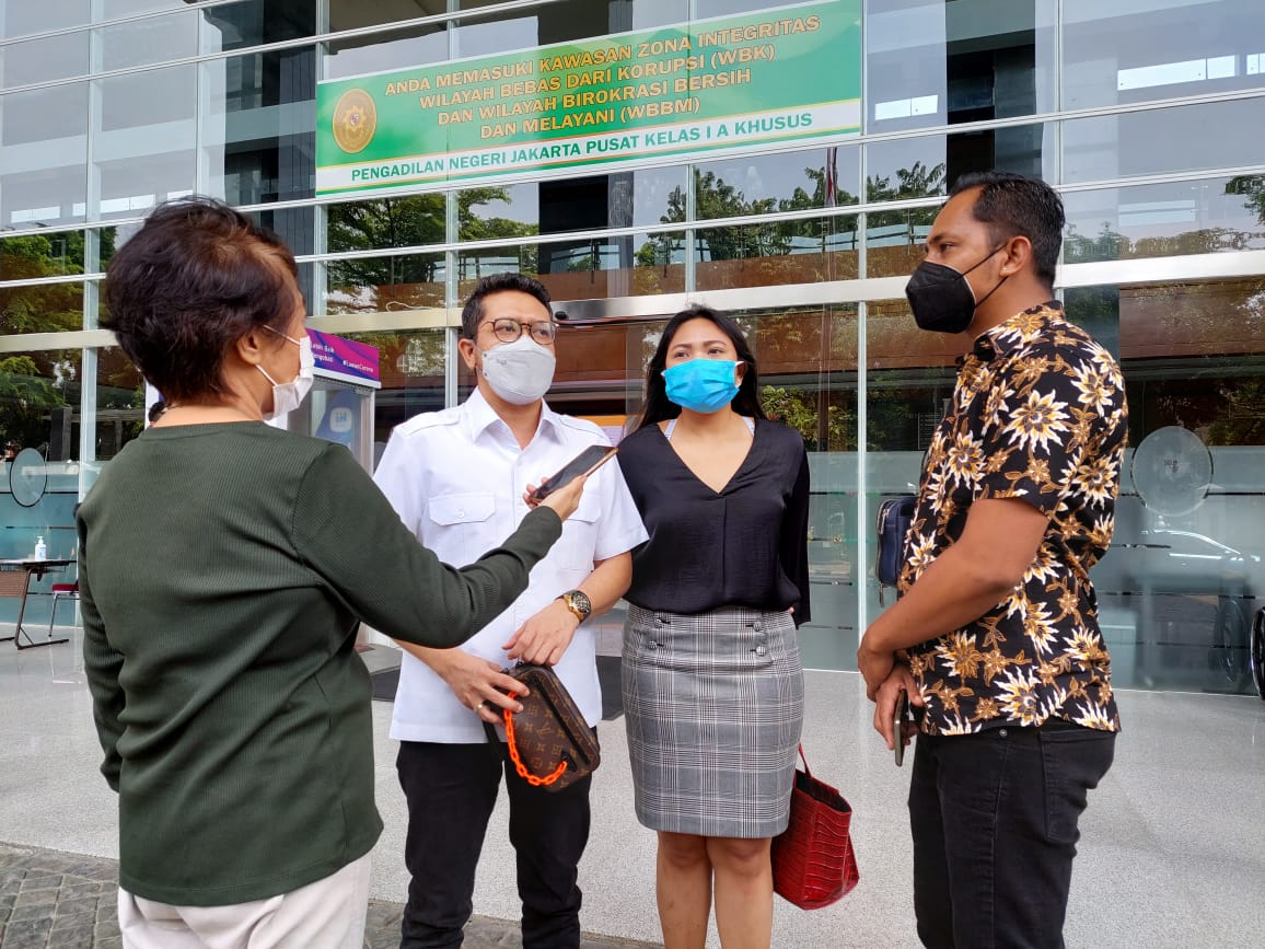 Mediasi dengan Anak Usaha Wilmar Group Belum Tercapai, Fara Luwia Tuntut Ganti Rugi Rp939 Miliar