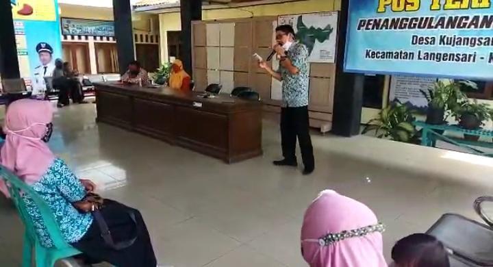 Desa Kujangsari Bebas Stunting dan Akseptor KB Terbaik di Kota Banjar