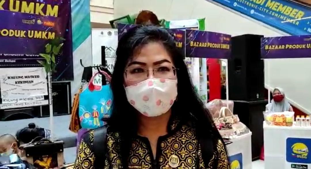 Dr Janet Aprilia Stanzah: UMKM Kota Bekasi, Usaha Kecil Dengan Omset Milyaran