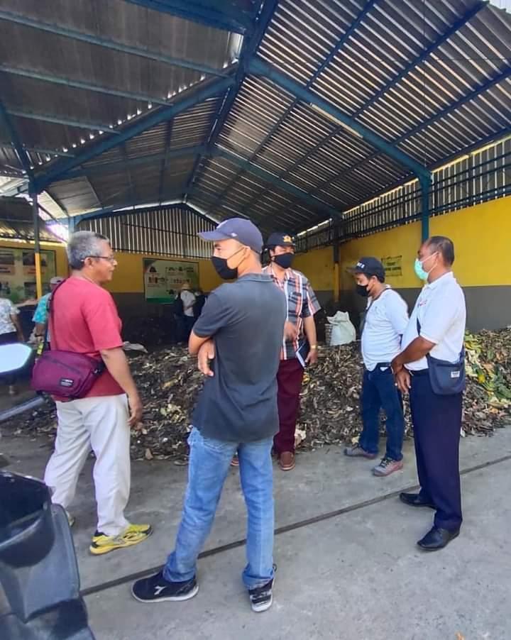 Desa Baktiseraga Jadi Contoh Pengelolaan Sampah Terbaik di Buleleng, Ini Sebabnya