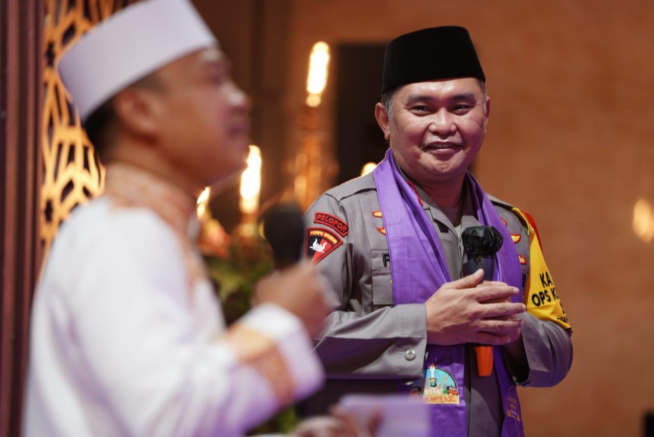 Polda Metro Jaya Gelar Festival Ramadan, Tingkatkan Keimanan di Bulan Ramadan