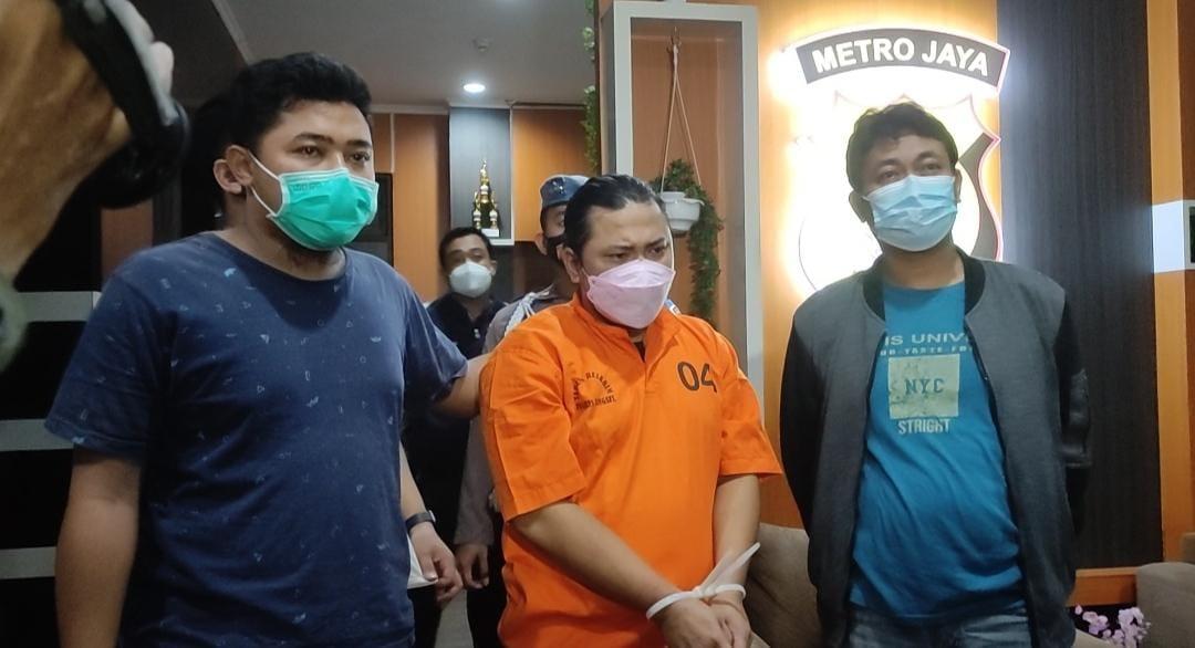 Ayah Penyiksa Anak Kandung di Pondok Jagung Timur Serut Diciduk Polisi