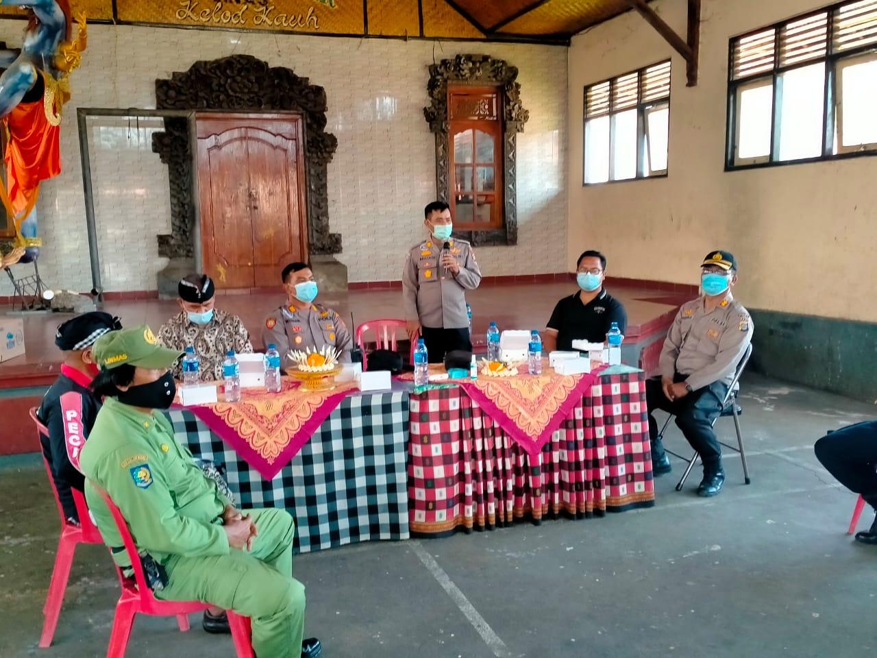 Program Si Pandu Beradat Polda Bali Pilih 2 Desa di Buleleng Dipersiapkan
