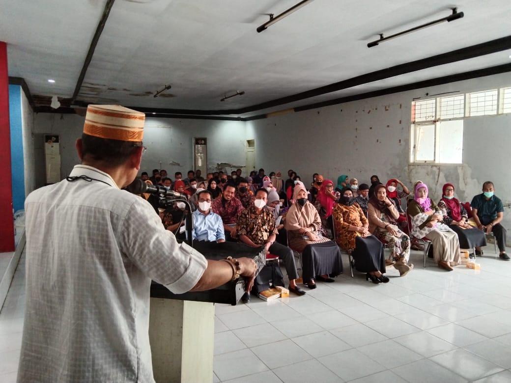 Ajiep Padindang Sosialisasi Empat Pilar MPR ke Guru dan Tokoh Pendidikan Kabupaten Wajo