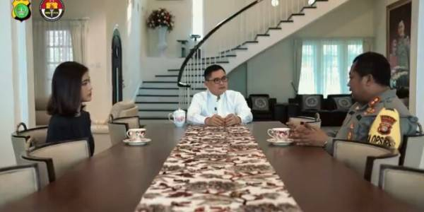 Kapolda Irjen Fadil Imran Mau Jadi Orang Tua Asuh Anak Korban Penganiayaan Ayah Kandung di Tangsel