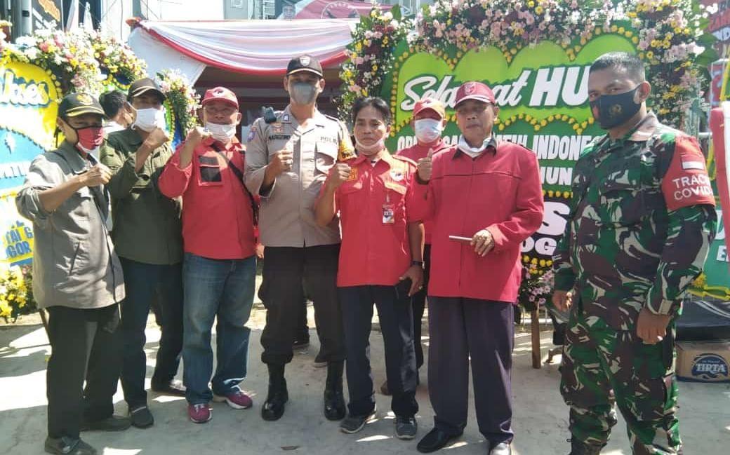 Bupati Bogor, Ade Yasin Hadiri Milad GARDAPATIH Ke 3