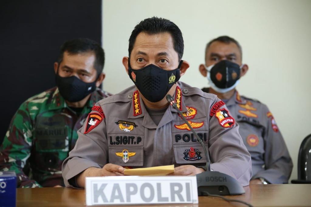 Strategi Pengamanan PON ke XX dan Papernas XVI 2021 di Papua Dipersiapkan Kapolri