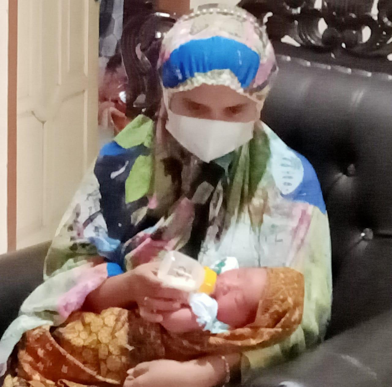 Polisi Masih Dalami Kasus Penemuan Bayi di Toddopuli Kecamatan Tanralili