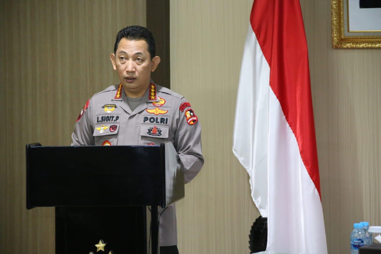 Orasi Ilmiah di Seminar IPKN, Kapolri Sebut Sinergitas Polri-Auditor Kunci Cegah Korupsi