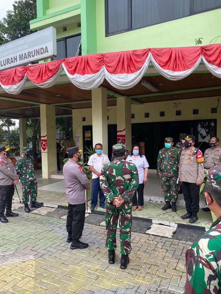 Panglima TNI dan Kapolri Cek Vaksinasi Pelaut hingga Pekerja Pelabuhan Tj Priok