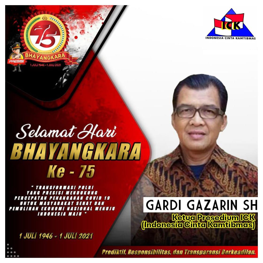 Kado HUT Bhayangkara ke 75: Serbuan Vaksinasi dan Kampung Tangguh Nusantara
