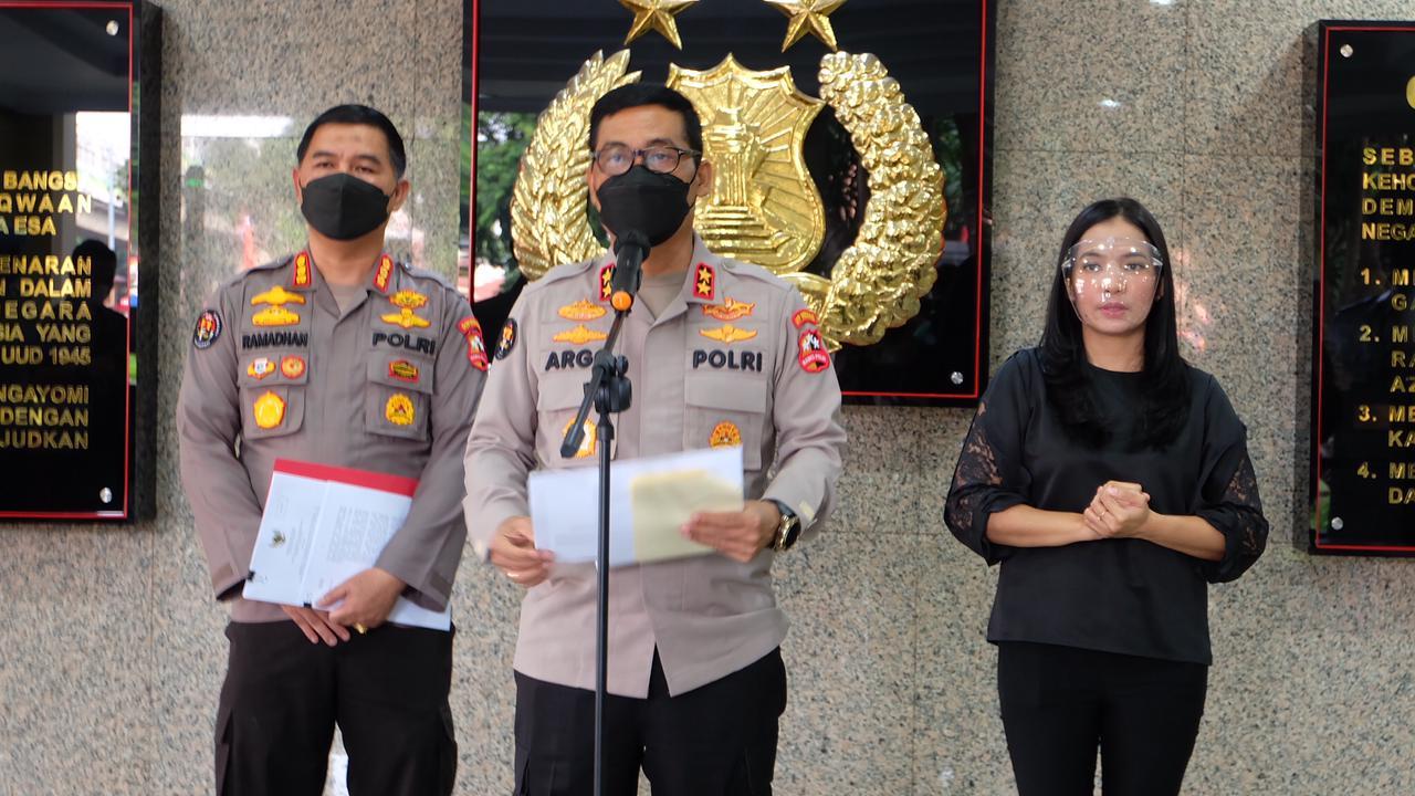 Penerapan PPKM Darurat, Kapolri Gelar Operasi Aman Nusa II Lanjutan