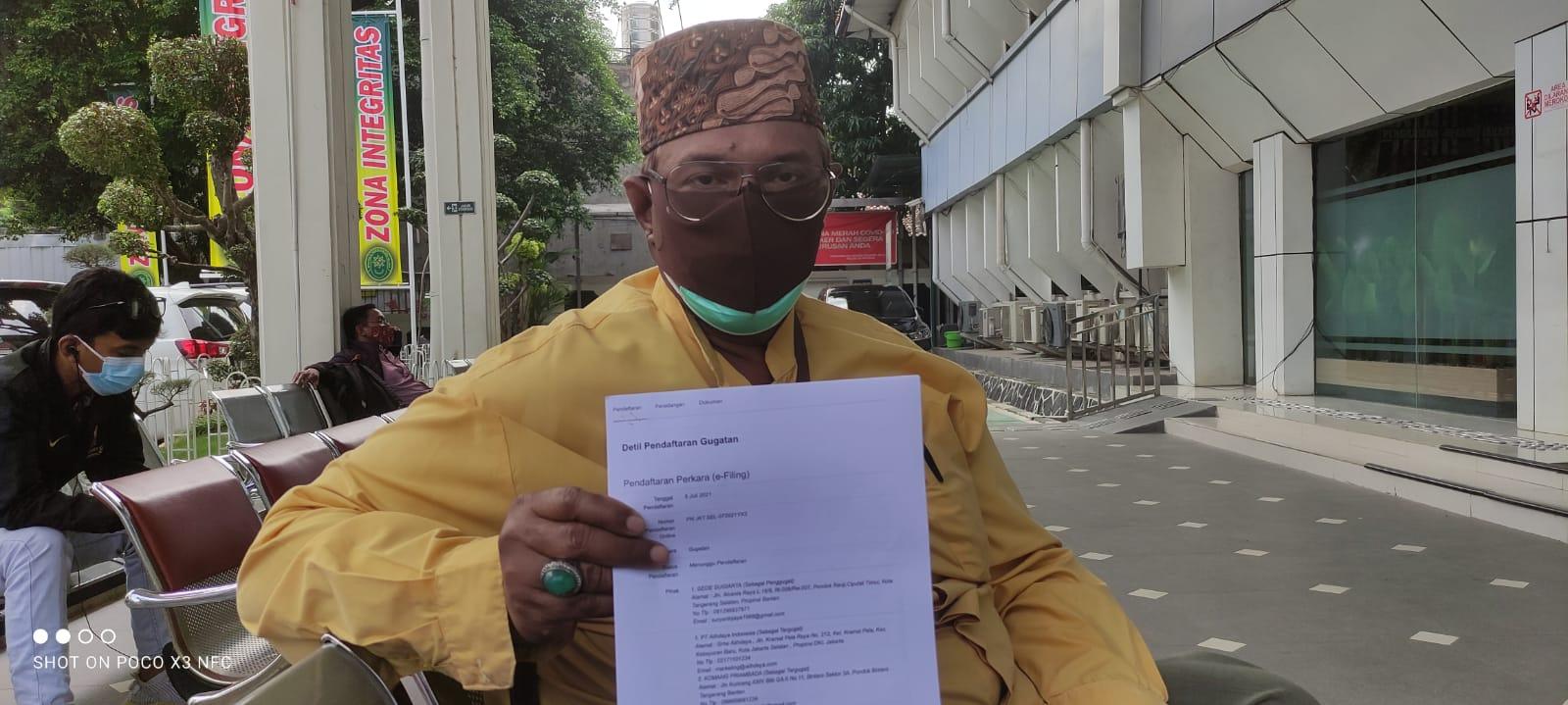 Gede Sugiarta Gugat PT Alih Daya Indonesia, Kuasa Hukum: Client Kami Merugi Hingga 1 M Lebih