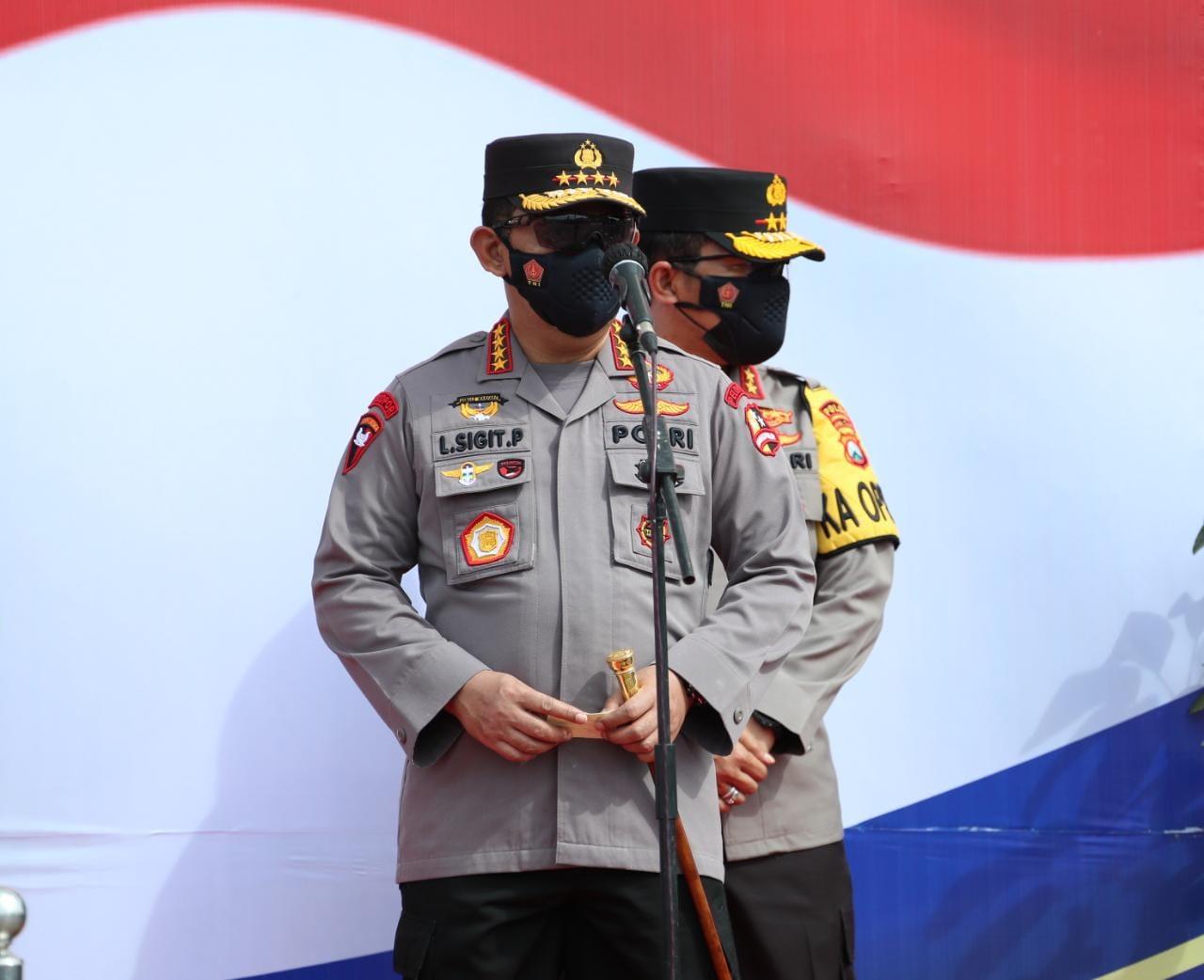 Instruksi Kapolri: Polda Se-Indonesia Patroli Skala Besar Pembagian Bansos Malam Ini
