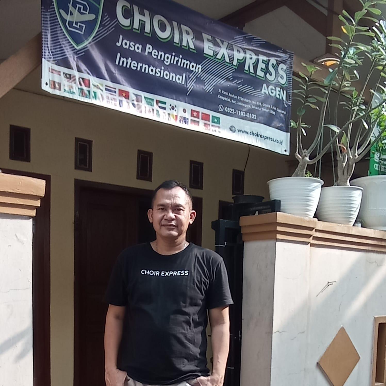 Dari Pekerja Tambang, Ahmad Jayadi Alih Profesi jadi Pengusaha Expedisi Choir Express Agen Otista