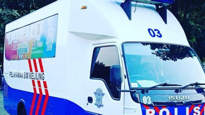 Dukung PPKM Darurat, Pelayanan SIM Keliling Dihentikan Sementara, Pemohon Bisa Kesini…