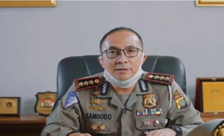 PPKM Level 4 Diperpanjang, Sambodo: Ditlantas Polda Metro Jaya Tetap Penyekatan di 100 Titik