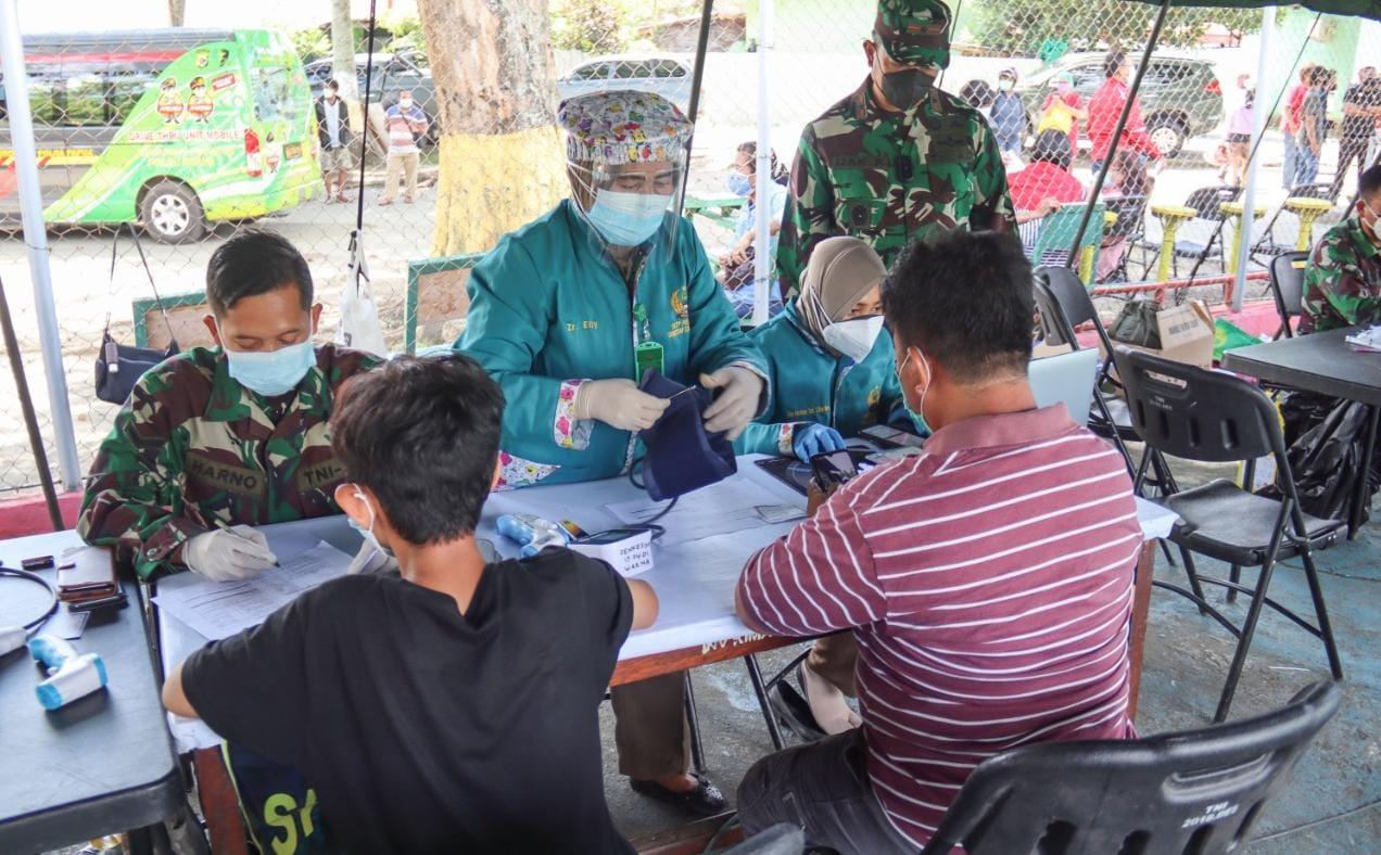 Danrem 172/PWY: Wujudkan Papua Bebas Pandemi Covid-19 Perlu Sinegitas Pemerintah, Aparat dan Masyarakat