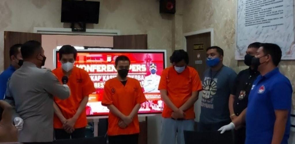 Polisi Tangkap 3 Pelaku Pengedar Narkotika di Kalangan Artis