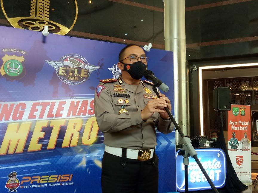 Penyekatan PPKM Ditiadakan, Ditlantas Polda Metro Jaya Ganti dengan Ganjil Genap
