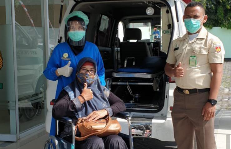 RS Tingkat II dr. Soedjono Luncurkan Layanan Antar Jemput Gratis Pasien Fisioterapi