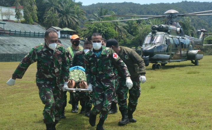 10 orang Nakes Korban Kekejaman KST Papua Berhasil Dievakuasi