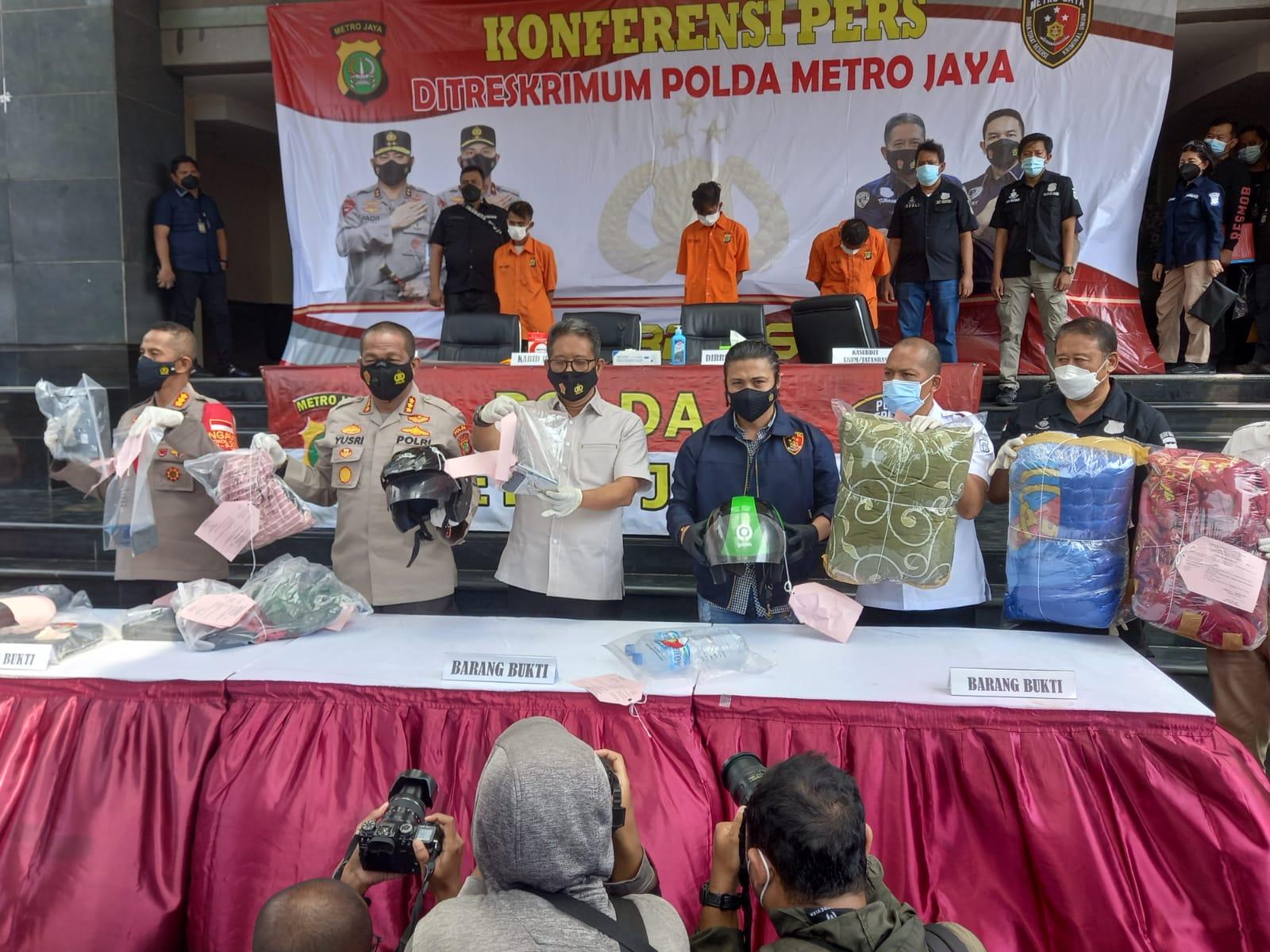 Penembakan Paranormal di Tangerang Ditangkap, 3 Tersangka, 1 Masih Buron