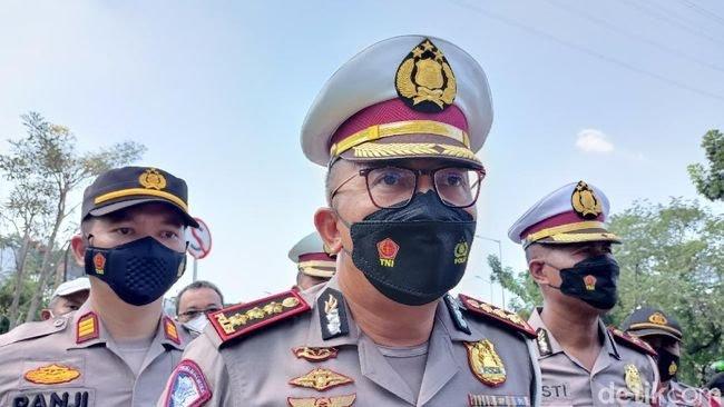 Ditlantas Polda Metro Kembalikan Kebijakan Jam Operasional Ganjil Genap